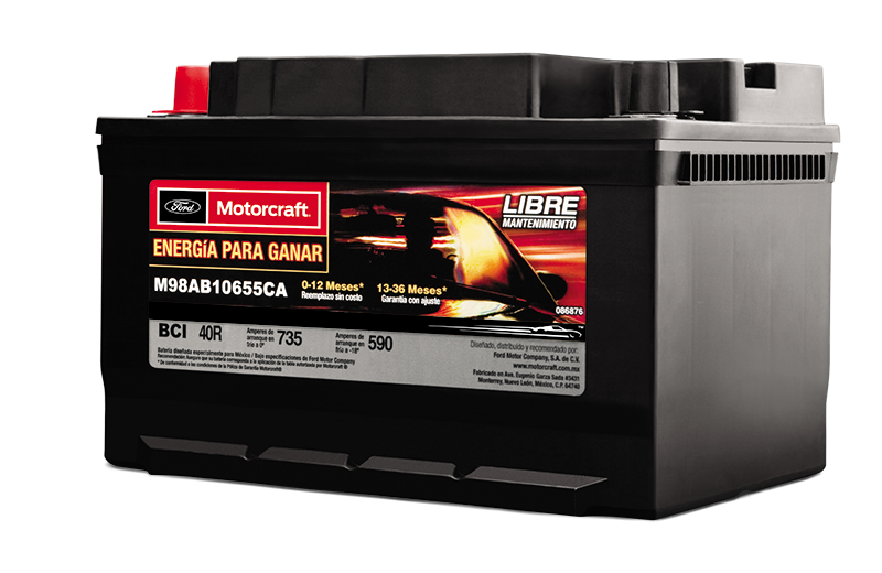 Bater 237 As Motorcraft Colombia